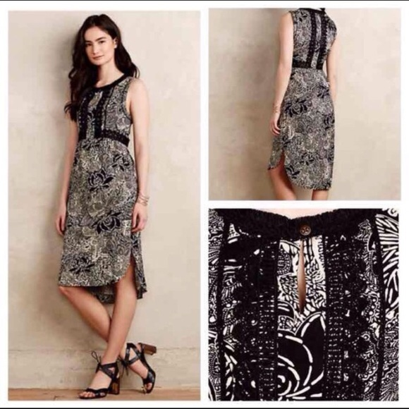 Anthropologie Dresses & Skirts - Anthropology Suraja Dress by Holding Horses